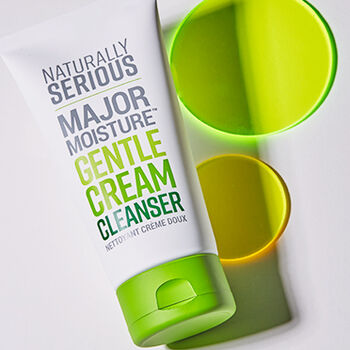 Major Moisture Gentle Cream Cleanser,