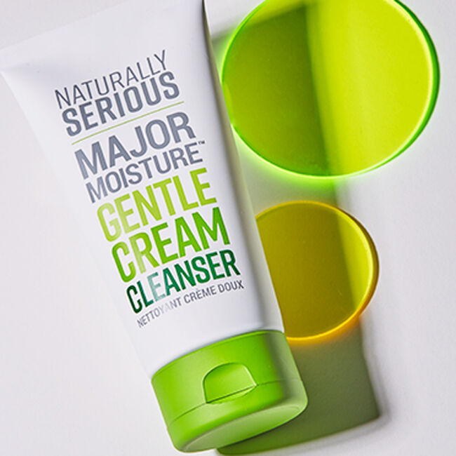 Major Moisture Gentle Cream Cleanser,