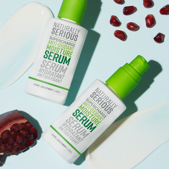 Supercharge Anti-Oxidant Moisture Serum