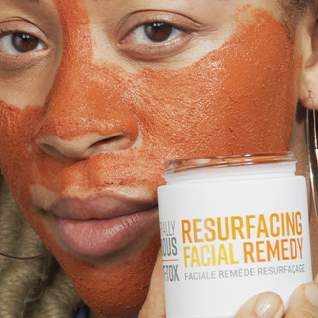 Fruit-Tox Resurfacing Facial Remedy,  image number null