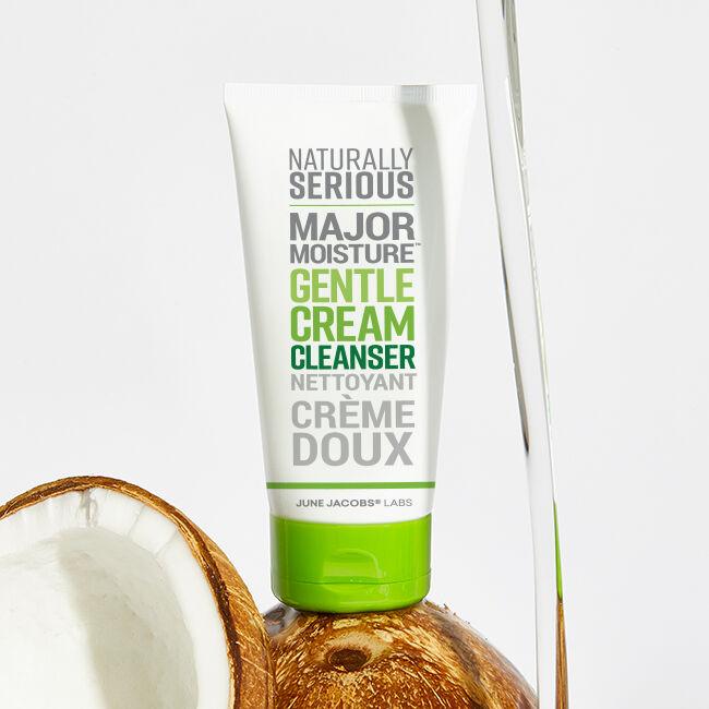 Major Moisture Gentle Cream Cleanser