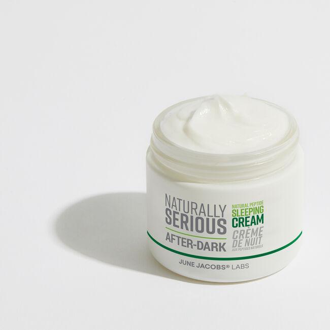 After-Dark Natural Peptide Sleeping Cream