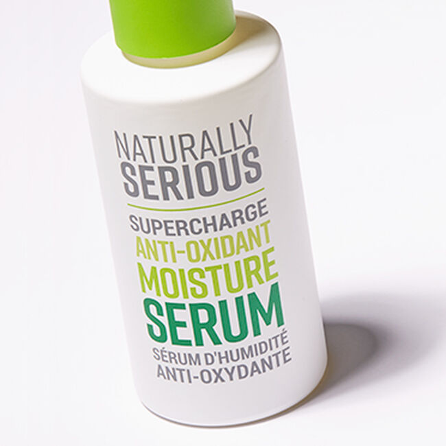Supercharge Anti-Oxidant Moisture Serum,  image number null