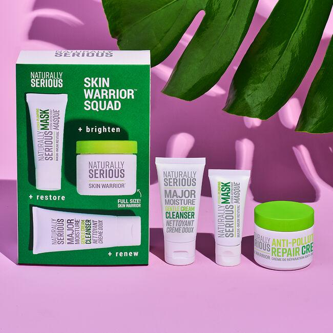 Skin Warrior Squad 3-Piece Kit,