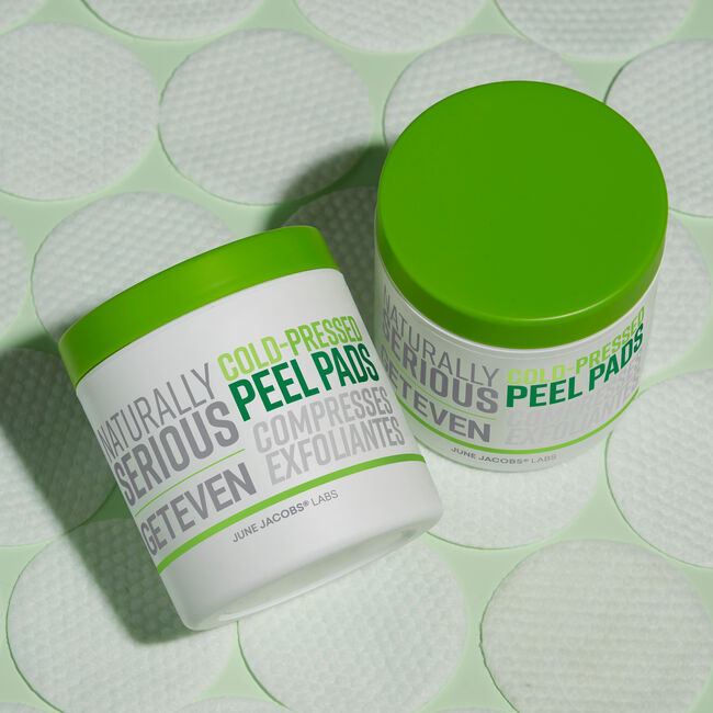Get Even Cold-Pressed Peel Pads,  image number null