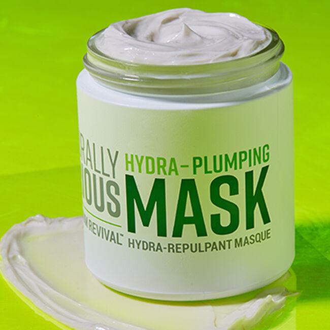 Mask-imum Revival Hydra-Plumping Mask,