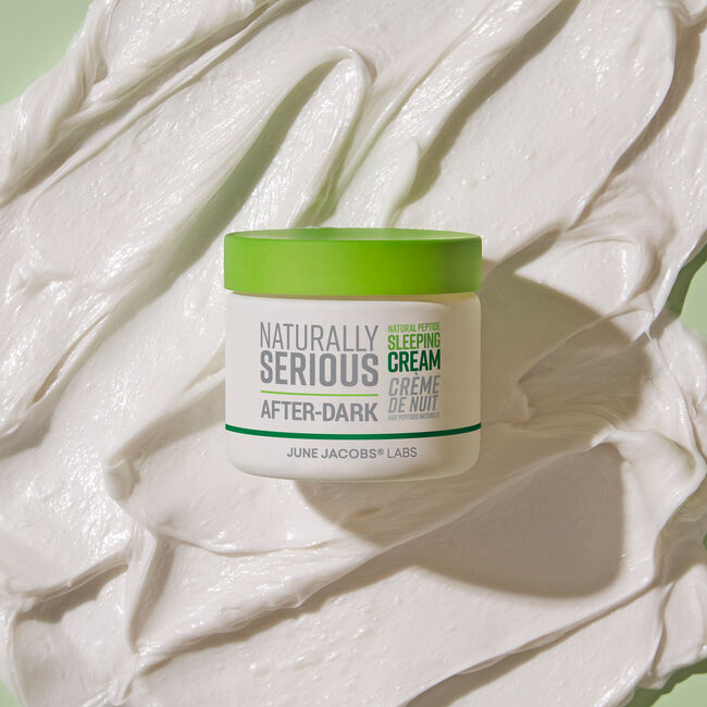 After-Dark Natural Peptide Sleeping Cream,  image number null