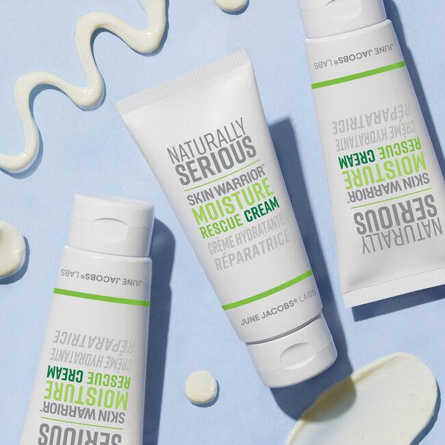 Skin Warrior Moisture Rescue Cream,  image number null