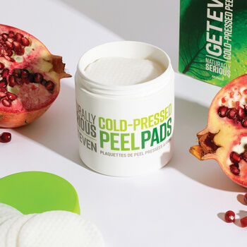 Get Even Cold-Pressed Peel Pads,