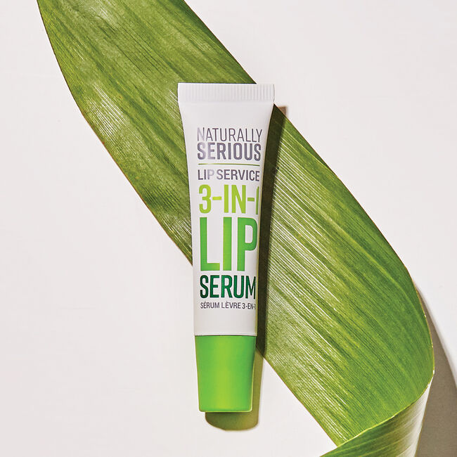 Lip Service 3-In-1 Lip Serum,  image number null